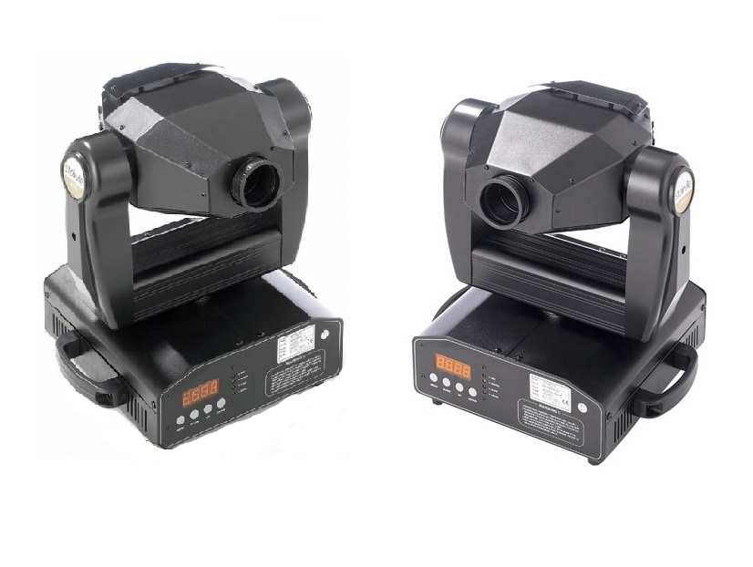 2x moving head stairville mv250h