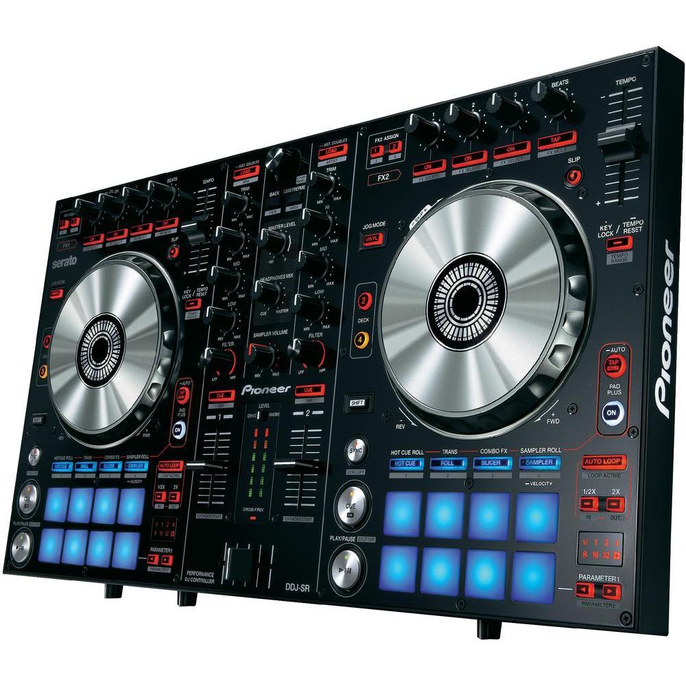 consola mixaj Pioneer ddj SR